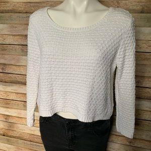 American Rag white sweater 🎀